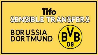 Sensible Transfers  Borussia Dortmund (Summer 2019)