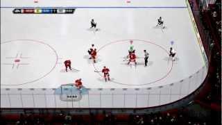 NHL 11 - Gameplay #1