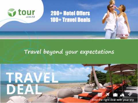 Tour.com.bd is One Stop Travel Solution in Bangladesh.