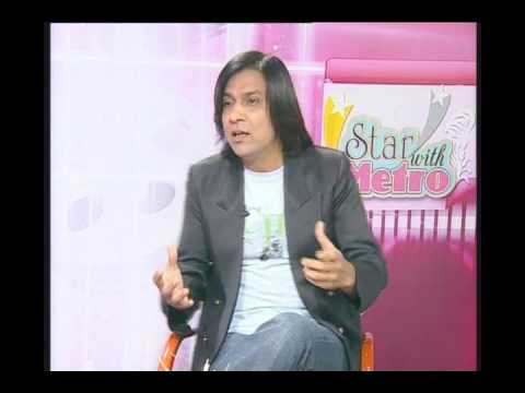 "Saqib's Interview ""Star With Metro"" Metro One TV Channel (Karachi, Pakistan)"