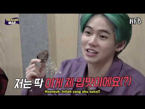 [SUB INDO] TREASURE MAP EP 20 - KAMERA PRANK