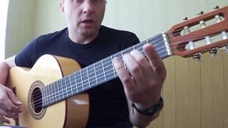 Сектор Газа-30 Лет.Вступление.Разбор на гитаре.Урок 2