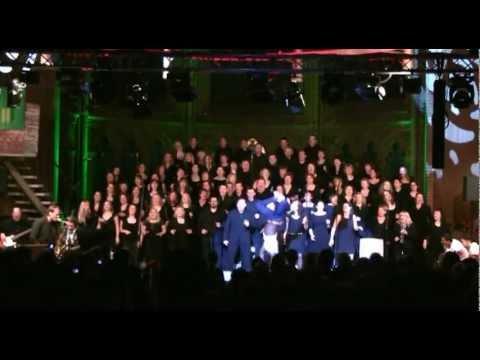 Listen to the angels sing  - Modern Gospel Choir 2011
