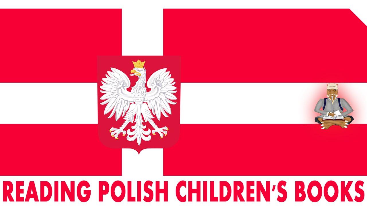 Let S Read Polish Children Books