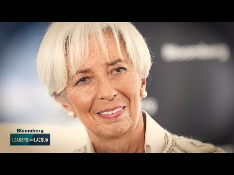 Leaders with Lacqua: Incoming ECB President Christine Lagarde