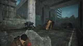 Terminator Salvation The Game - PC Gameplay
