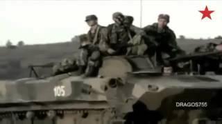 Жанна Бичевская Русские идут! (Русский марш) видеомикс милитари