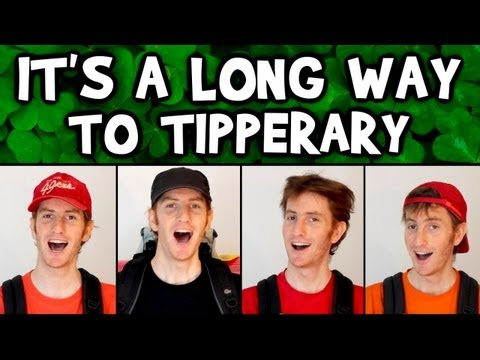 It's A Long Way To Tipperary (World War 1 Barbershop)