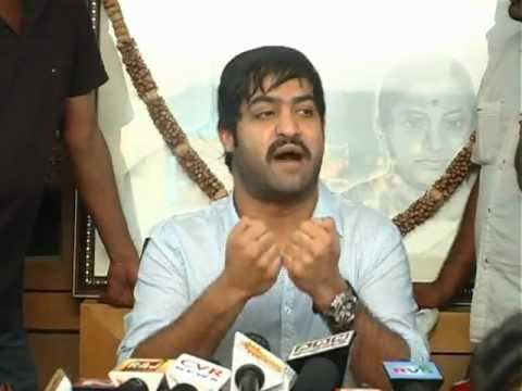 NTR's Press Meet on TDP, Kodali Nani and YSR Congress
