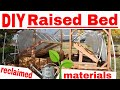 ORGANIC GARDENING--How To Build the Best Raised Bed $$$ CAN'T Buy