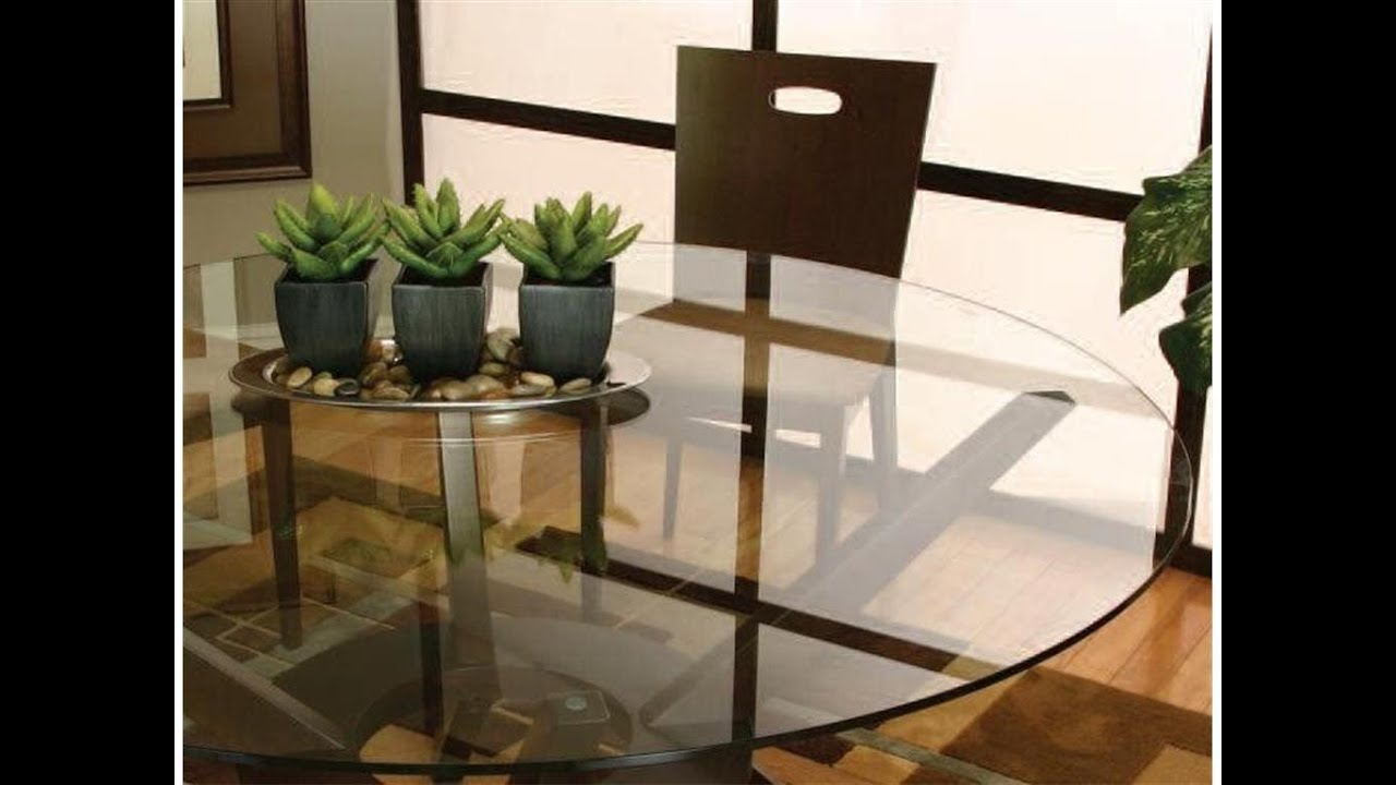 Be Safe And Stylish With A Tempered Glass Table Top   YouTube