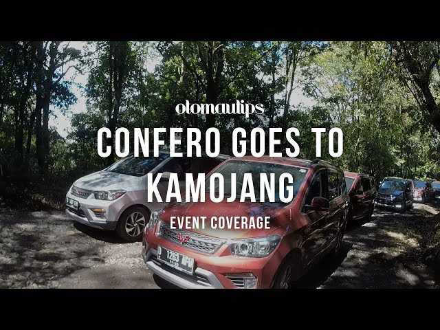 PEMBUKTIAN WULING!! Confero goes to Kamojang with BRCC and Otomautips