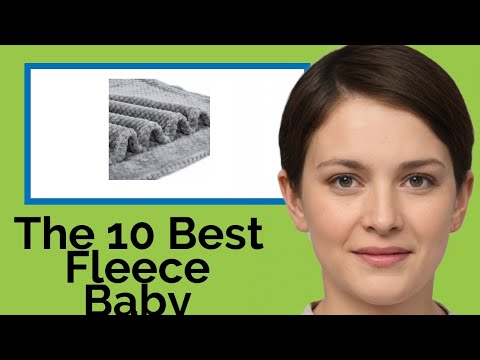 �� The 10 Best Fleece Baby Blankets 2020 (Review Guide)