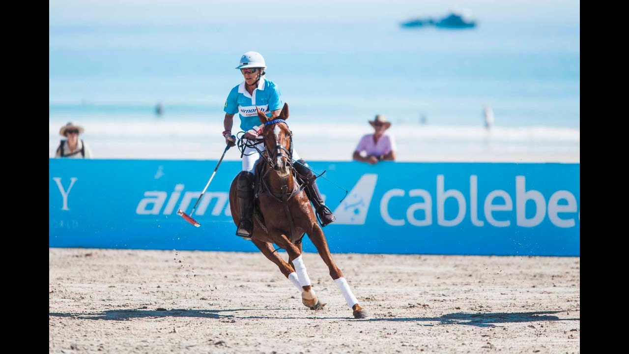 Airnorth Cable Beach Polo 2018 - Highlights