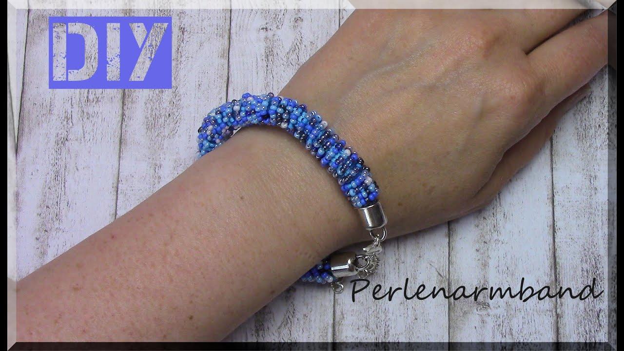 DIY Perlenarmband - Must Have für den Sommer - YouTube