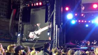 Jungleland w/speech - Bruce Springsteen - Gothenburg 2nd Night - 2012