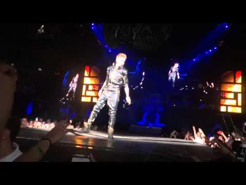 Justin Bieber  - All Around the World in Glendale, AZ 9/29/12