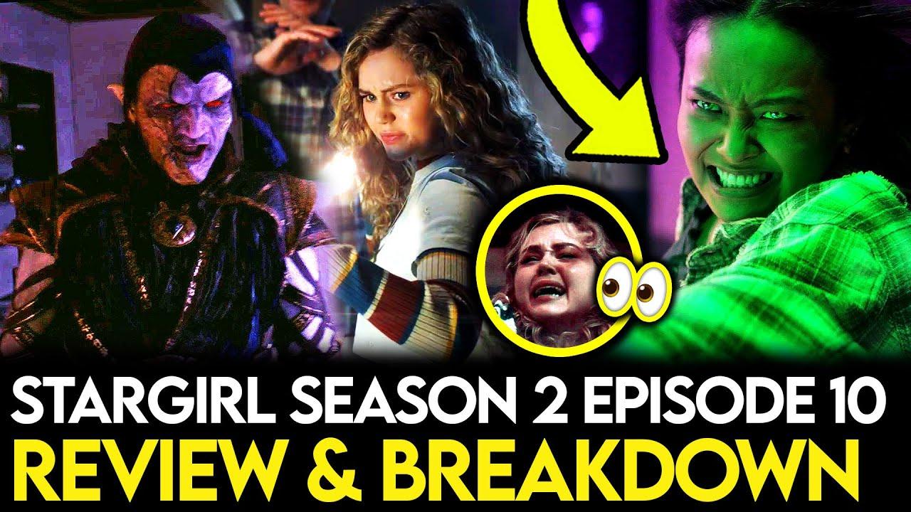 Download Stargirl Season 2 Episode 10 Breakdown - Ending Explained, Things Missed & Theories