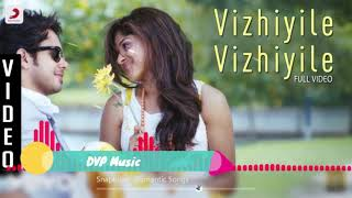 Whatsapp Status Song - 555 Movie - Vizhile Song - Romatic Song