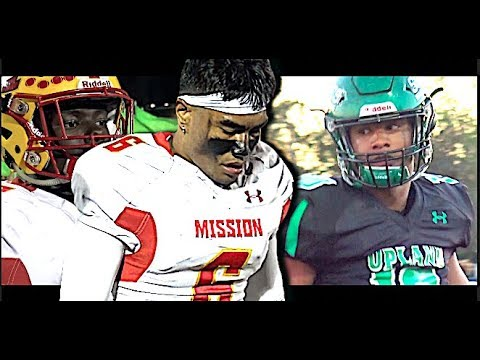 *Hard Hitting* - Action Packed  !!! Mission Viejo vs Upland SoCal Showdown !!! 🔥🌴