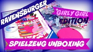 VIDEO FÜR KINDER & Eltern - Ravensburger 3D Puzzle Girly Girl Edition Utensilio - Kinderkanal