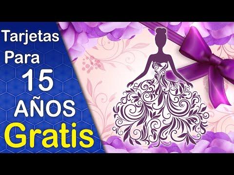 Diseños De Tarjetas De Invitación Para 15 Años Colección Dos