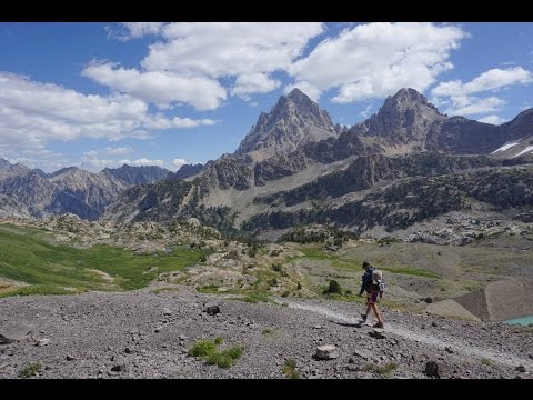 Adventure Up High    Hiking the Continental Divide Trail
