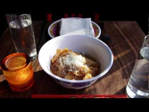 Save NY CHOW Report - Buttermilk Pappardelle with Smoked Goat Ragu at Fatty 'Cue Pics