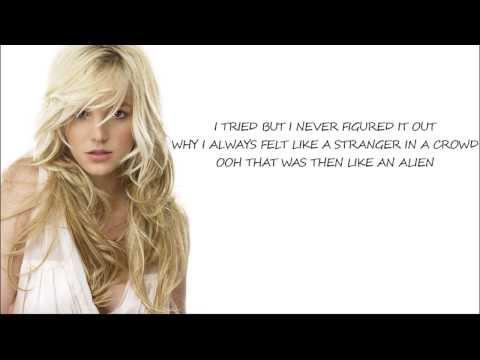 Alien - Britney Spears - Lyrics