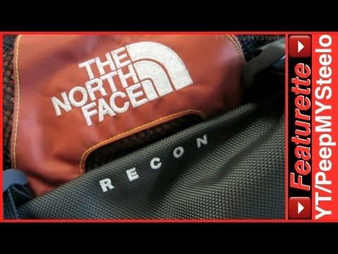 The North Face Recon Backpack Daypack For Women or Men on Sale at Cheap Outlet Discount Price