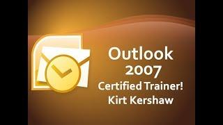 Outlook 2007: Customize Emąil Form