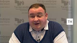 Интервью с новым художественным руководителем джаз-оркестра РТ Сергеем Васильевым