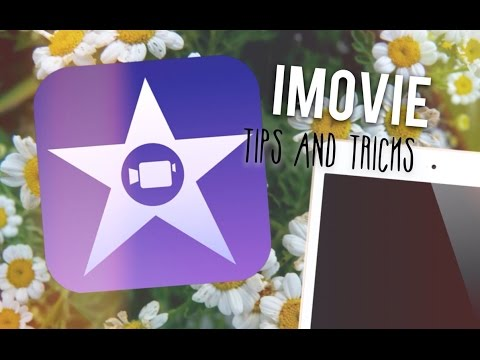 iMovie app Tips and Tricks (More fonts, things to know + more)