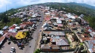 Some Aerial shots from Bali: Uluwatu, Sanur Beach, Amed, Kintamani,...