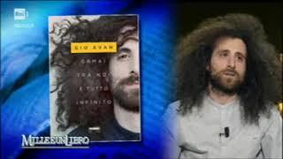 RAI 1 - MILLE E UN LIBRO || Gio Evan