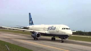 Aeropuerto Mercedita - Ponce - Puerto Rico - JetBlue Airbus A-320