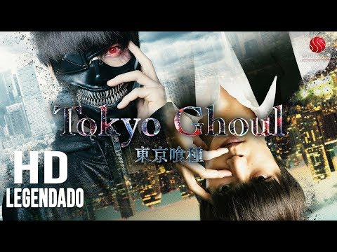 TOKYO GHOUL | FILME LIVE ACTION | TRAILER OFICIAL | TOKUSATSU TV