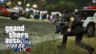 Baixar GTA V - Vida de Policia - Operação No Baile Funk do Crime