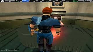 Omikron:  The Nomad Soul Speedrun ANY% 1:53:43