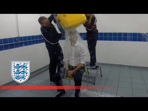 Mark Sampson takes the ice bucket challenge | Inside Access