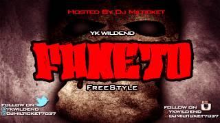 YK-WildEnd- Faneto Freestyle @YKWildEnd