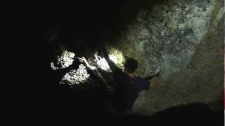 Night Bouldering in Forcella del Dievolo: El Barranco del Infierno Thumbnail