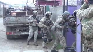 Задержание спонсоров сирийских террористов , Дагестан,14.03.2019
