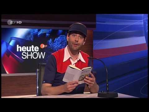 Claus von Wagner Wir sind eine Filiale der USA heute show 01.05.2015