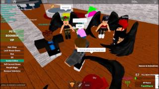 Roblox Exploiting #52 - Destroying Twisted Murderer + Trolling ODers