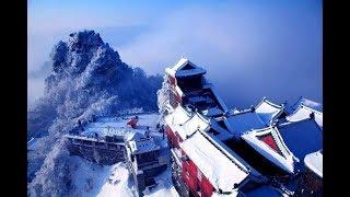 谁是中国道教第一山?面积超越故宫一倍,绵延70公里庙宇2万间