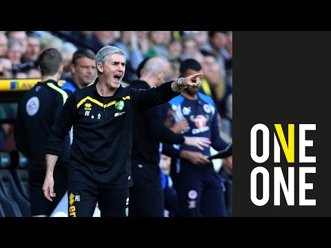 Norwich City v Fulham: EXCLUSIVE Alan Irvine Preview