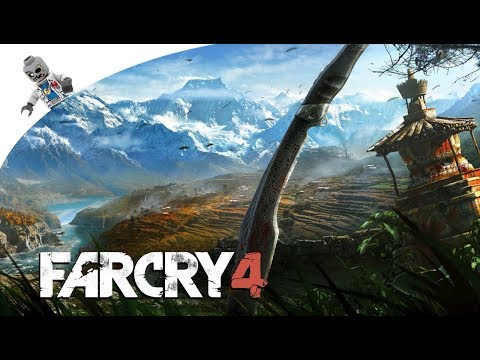 Far Cry 4 - Clearing the Map, Taking Down Towers