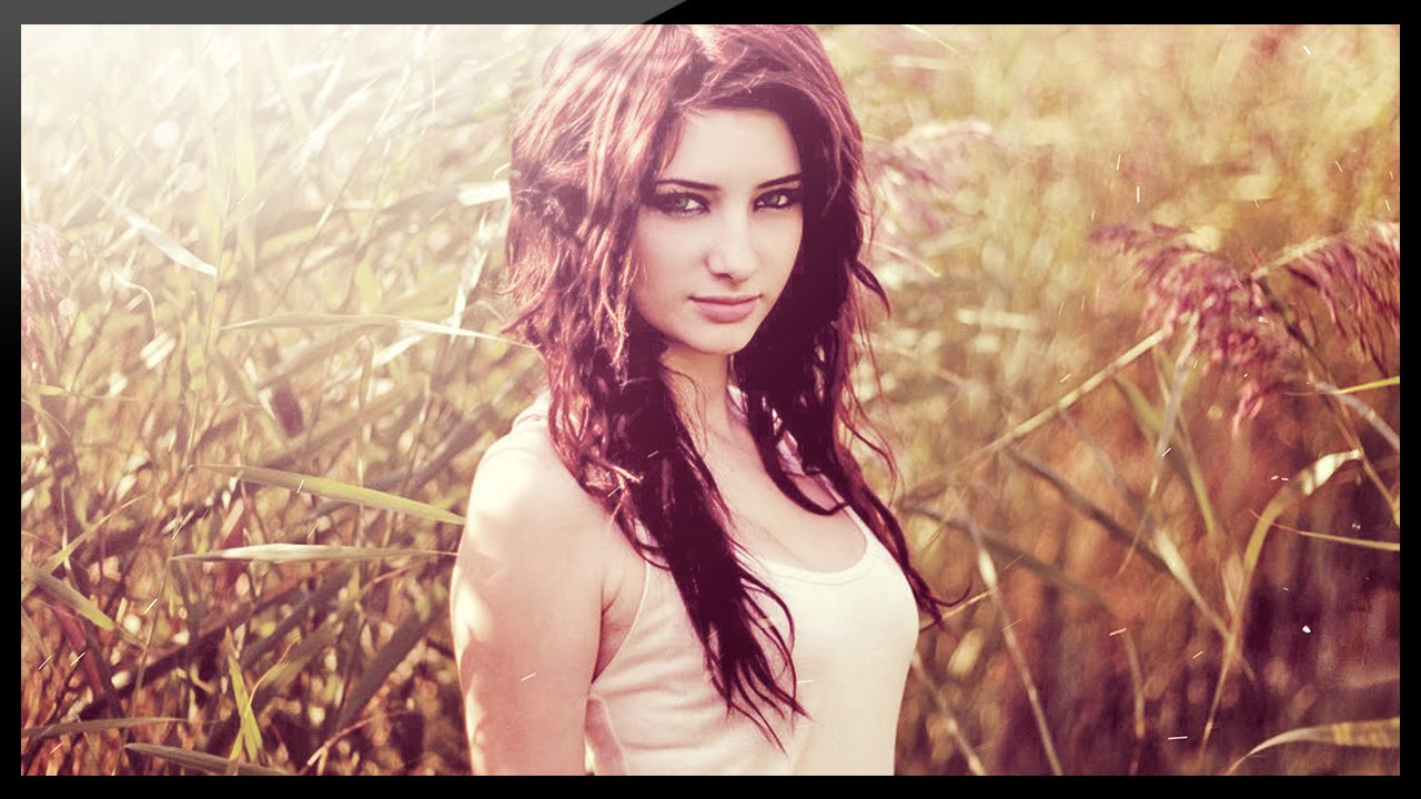 Photoshop tutorial photo effects color grading youtube baditri Image collections