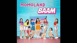 모모랜드 (MOMOLAND) - BAAM (Instrumental) [MP3/Audio]